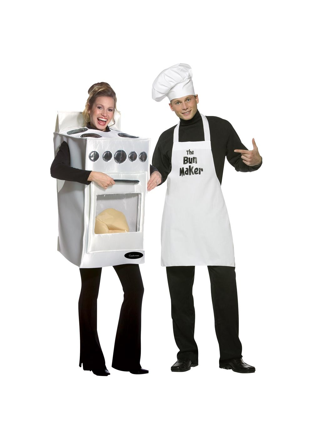 Oven Maker Couples Costume