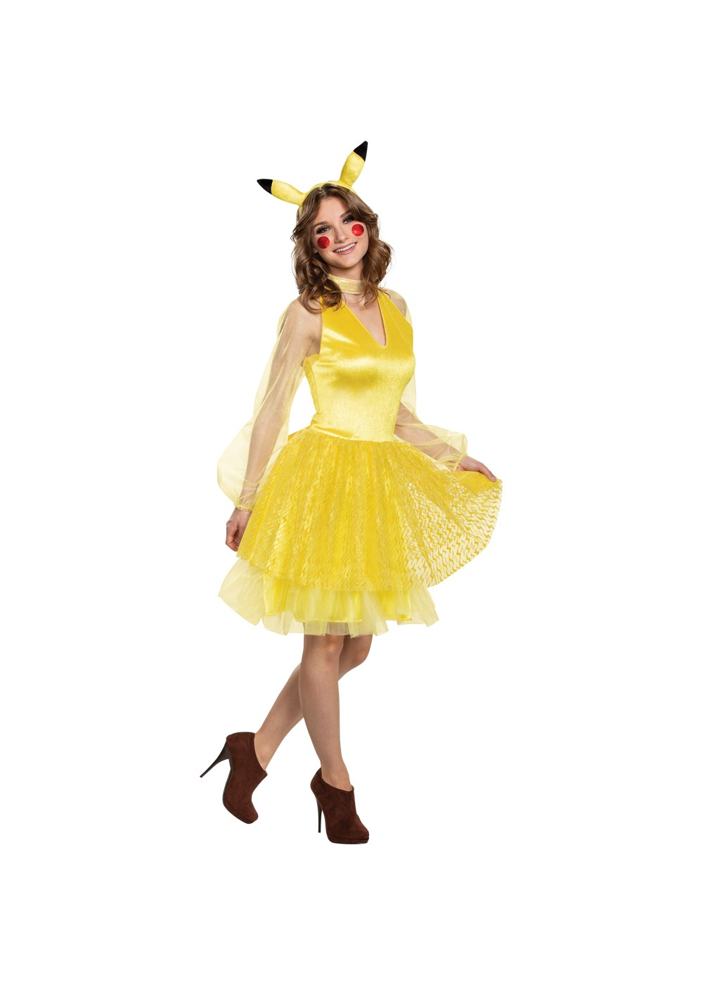 Pokemon Pikachu Womens Costume