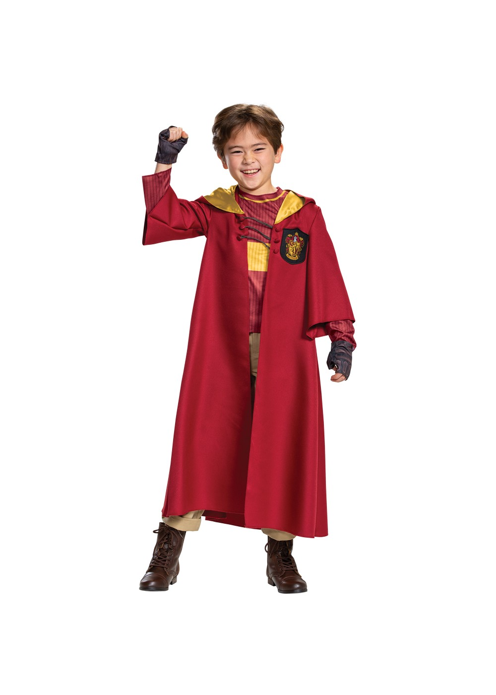 Kids Quidditch Gryffindor Child Costume