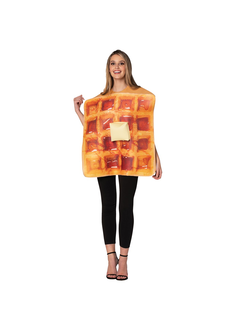 Real Waffle  Costume